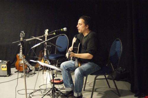 Brandon singer-songwriter